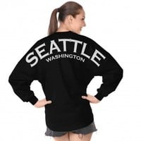 Seattle Washington Spirit Football Jersey®