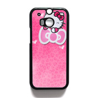 Cute Hello Kitty HTC One | M8 Case