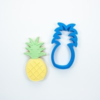 Pineapple Cookie Cutter