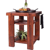 Cross Creek Kitchen Island