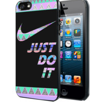 Nike Just Do It Aztec Pastel Samsung Galaxy S3 S4 S5 Note 3 , iPhone 4 5 5c 6 Plus , iPod 4 5 case, HtC One M7 M8
