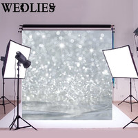 180X180cm Silver Light Shadow Studio Photo Backdrop Photography Background Photo Booth Props Wedding Birthday Party Supplies
