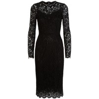 Dolce & Gabbana Lace Pencil Dress | Harrods