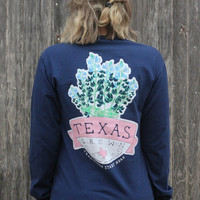 Texas Grown Long Sleeve Tee