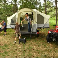 Lifetime® Camping Tent Trailer