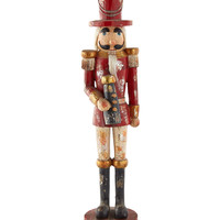 "Red 19"" Nutcracker - Neiman Marcus"