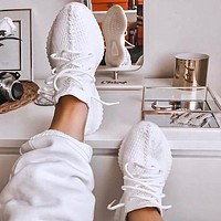 Adidas Yeezy Boost 350 Men's and Women's Breathable Sneakers Shoes 1