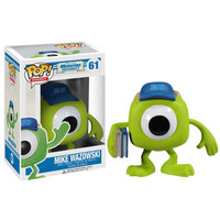 Funko POP! Disney - Vinyl Figure - Monster University - MIKE WAZOWSKI (4 inch): BBToyStore.com - Toys, Plush, Trading Cards, Action Figures & Games online retail store shop sale