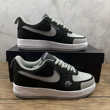 Morechoice Tuhz Nike Air Force 1 Lv8 Utility Low Sneakers Casual Skaet Shoes Bq6818-009