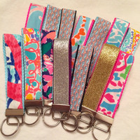 Lilly Pulitzer Key Fobs (64 Different Prints)
