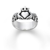 Adorned Claddagh Ring   James Avery