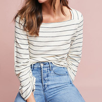Raine Boat Neck Top