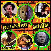 BLITZKRIEG BUTTONS - BUTTONS OF THE DAY - S117