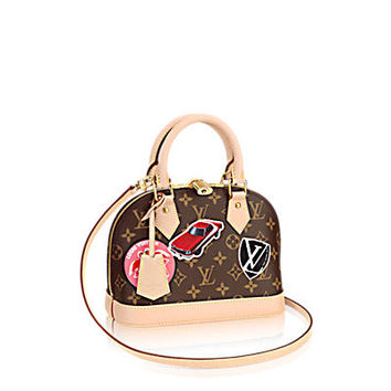 Products by Louis Vuitton: Alma BB World Tour