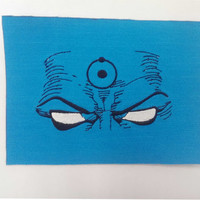 The Watchmen Dr. Manhattan Embroidery Patch