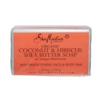 Item:  Shea Moisture Face and Body Bar - Coconut and Hibiscus (3.5 oz)