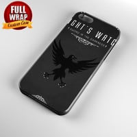 Game Of Thrones Night'S Watch Full Wrap Phone Case For iPhone, iPod, Samsung, Sony, HTC, Nexus, LG, and Blackberry