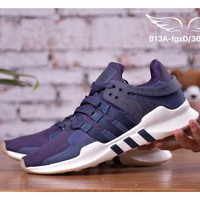 Adidas Clover EQT Support ADV Desert camouflage men's shoes casual running shoes F-CSXY purple