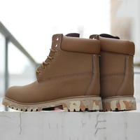 Timberland Boots Waterproof Martin Boots Shoes-3