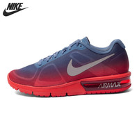 Original New Arrival NIKE AIR MAX SEQUENT Men's Running Shoes Low top Sneakers