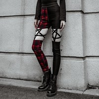 Pentagram Punk Pants