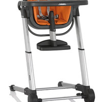 Inglesina Zuma Highchair - Gray/Orange