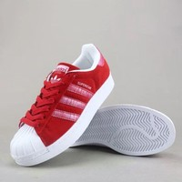 Adidas Superstar Fashion Casual Low-Top Old Skool Shoes