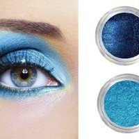 Glamour My Eyes Get the Look Eyeshadow Set - Passionate