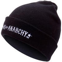 Sons of Anarchy - Logo Knit Hat