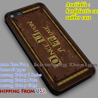 Once Upon a Time Book iPhone 6s 6 6s+ 6plus Cases Samsung Galaxy s5 s6 Edge+ NOTE 5 4 3 #movie #disney #animated #onceuponatime dl4