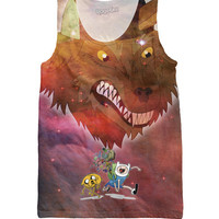 Adventure Time Party God Tank Top *Ready to Ship*
