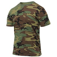 Rothco Athletic Fit Camo T-Shirt