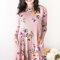 The DayWe MetFall Floral Dress