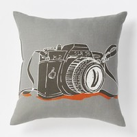 Snap Shot Pillow