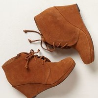 Pace Suede Booties by Dolce Vita Brown 7.5 Boots