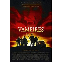 Vampires Movie Poster 11 inch x 17 inch poster