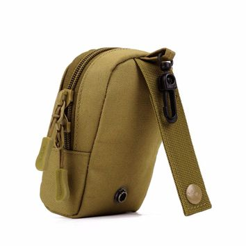Outdoor Pockets Kit Accessory Deputy Bag Phone Package Small Package Camo Waist Belt Bags
