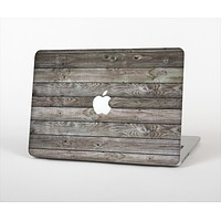 "The Rough Wooden Planks V4 Skin Set for the Apple MacBook Pro 15"" with Retina Display"