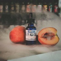 """Kool Peach"" Vape Juice"