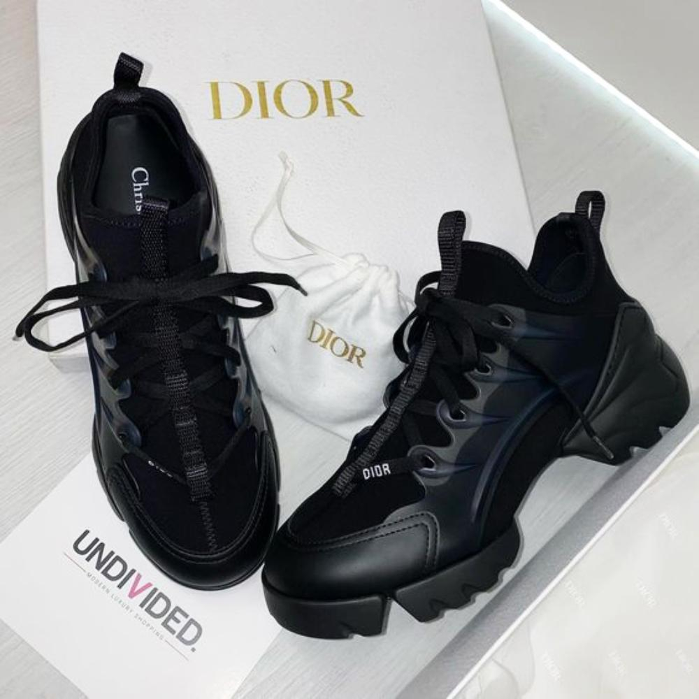 Image of Christian Dior D-CONNECT SNEAKER Shoes