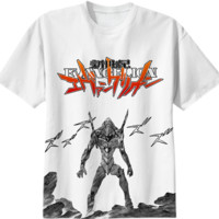 Evangelion - Unit 01 created by A PAOM Designer   Print All Over Me