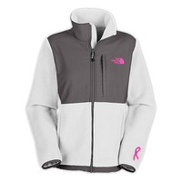 The North Face Women's Pink Ribbon Denali Jacket