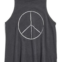 Girl's Billabong 'Girl Like Her' Graphic Tank Top,