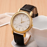 Womens Retro Leather Strap Watch Bicycle Sports Watches + Beautiful Gift Box Watch-333