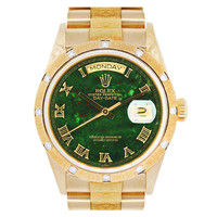 Rolex Yellow Gold Day-Date President Ref 18078 Wristwatch