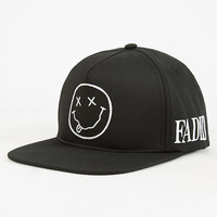 Dope Faded Mens Snapback Black One Size For Men 26698210001