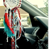 Mini dreamcatcher car size