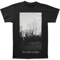 Fit For A King Men's  God Hates No One T-shirt Black