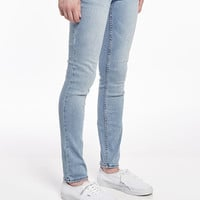 Cheap Monday Tight Jeans in Skinny Fit Stonewash