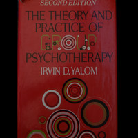 The Theory and Practice of Group Psychotherapy by Irvin D. Yalom (Hardcover)